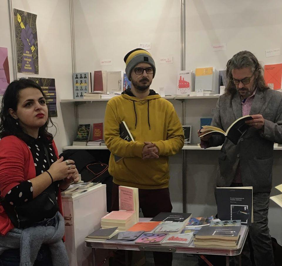 23 noiembrie gaudeamus, lansare pink pong